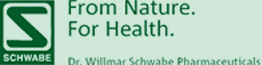 From Nature.For Health. Dr.Willmar Schwabe Pharmaceuticals